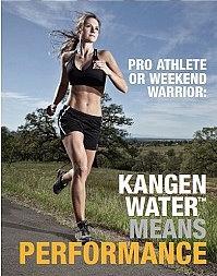 apa alcalina pentru atleti