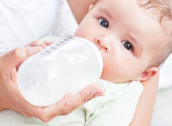 apa Kangen preparare lapte pentru bebelusi